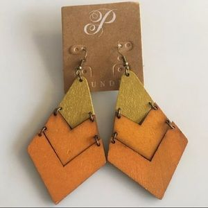 Plunder Yolanda earrings